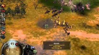 BotTA Mod Gameplay - Mordor/Elves vs Angmar/Gondor/Isengard