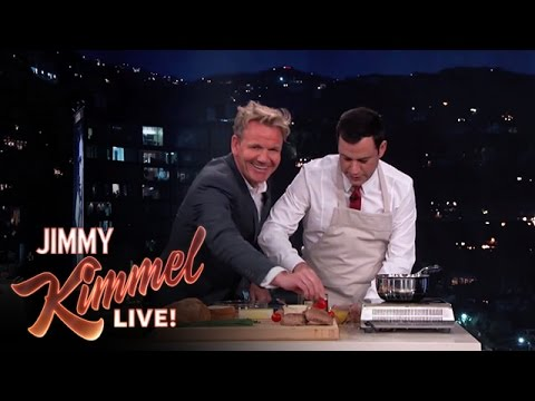 Gordon Ramsay Makes Scrambled Eggs