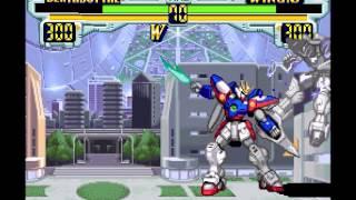 Let's Play Gundam Wing Endless Duel - Deathscythe part 3