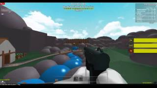 Call of Duty Black Ops em Roblox. Multidão da lava de AZN