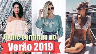 Tendências de Moda Verão 2019 - por Duda Accioly