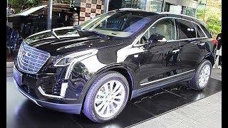 GM、キャデラックの新型SUV発表=10月28日発売、価格は668万円から
