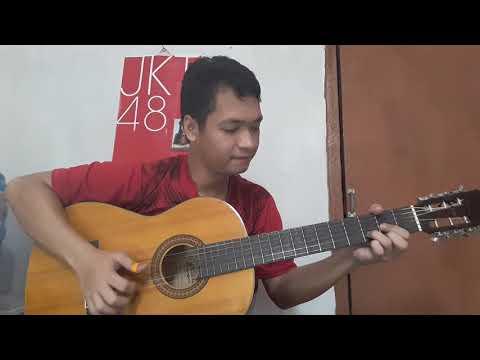 JKT48 - Bird (acoustic guitar cover fingerstyle)