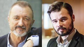 Pique entre Pérez-Reverte y Gabriel Rufián (ERC) en twitter