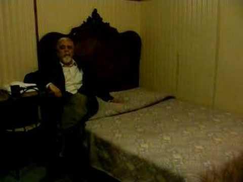 Hotel de Medicis Room 2 with Shayne, part 2