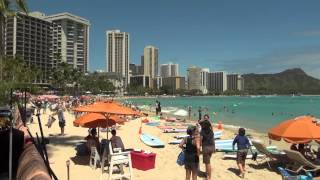 Amazing Hawaiian Vacation: Staying in Waikiki, Honolulu, Oaho, Hawaii