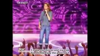 Celine Dion - Je ne vous oublie pas - English Subtitles