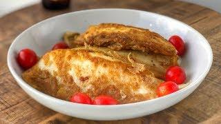 Жареная Рыба в Пивном Кляре | Рецепт | Знаем что готовить !