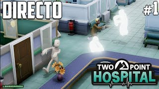 Vídeo Two Point Hospital