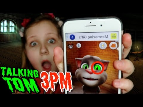 CALLING TALKING TOM ON FACETIME AT 3PM!! *Exposing Tom and Angela*