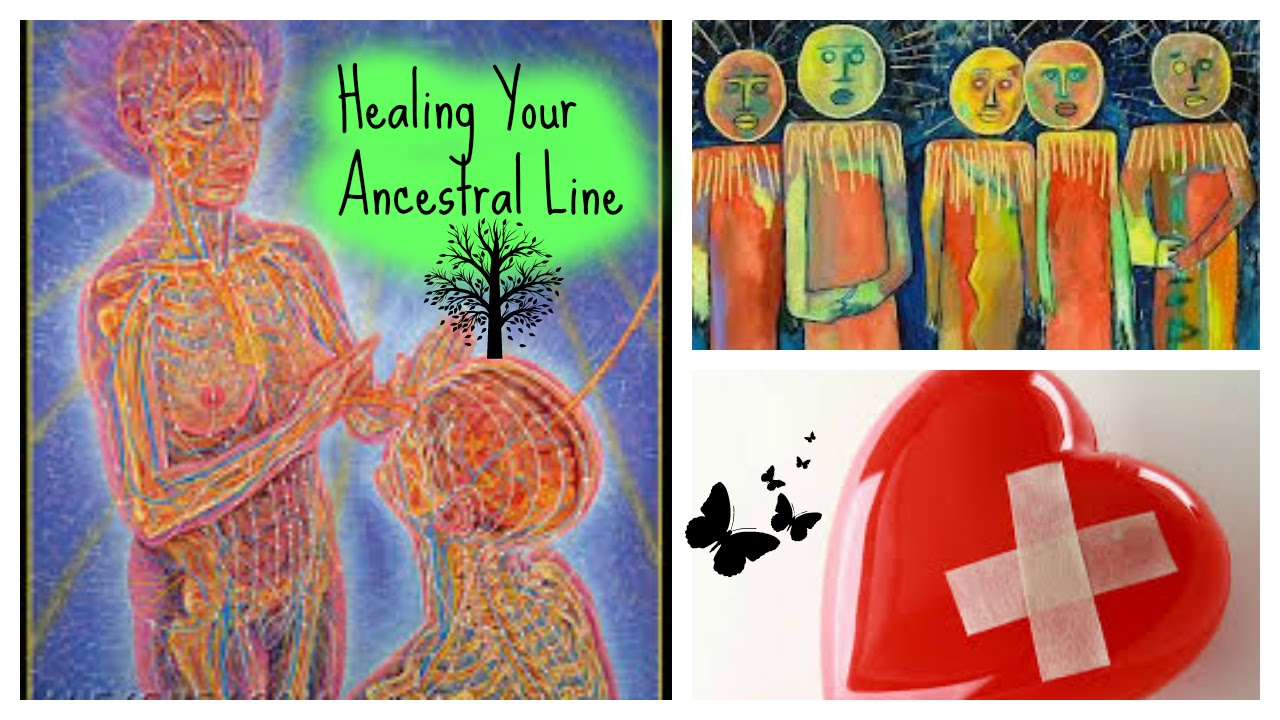 healing your ancestral line - youtube