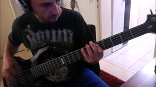 savatage the unholy - bass cover