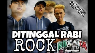 DITINGGAL RABI - ROCK COVER - HELMY NEWTRON