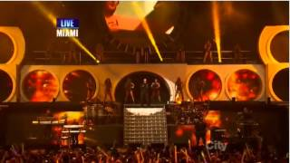 Pitbull - Don't Stop The Party / Timber (Live on Rockin New Years Eve 2014)