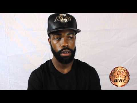 """MR."" GARY RUSSELL JR. INTERVIEW PBC IN ORLANDO 10.30.15"