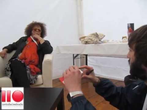 Tania Maria @ Turin Jazz Festival 2013 (Radio 110) - Interview
