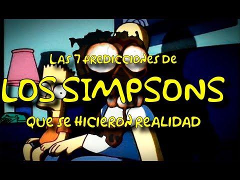 Las 7 predicciones de los Simpsons que se hicieron realidad