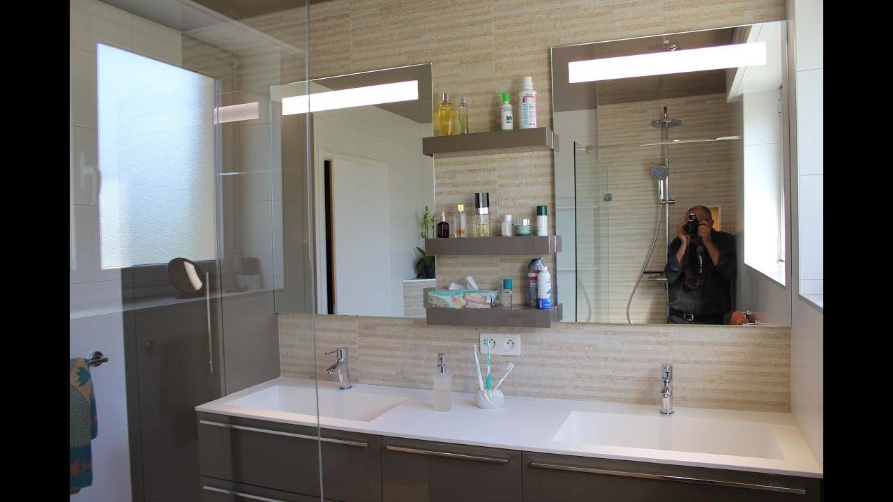 salle de bain design - youtube