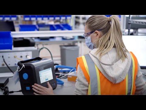 General Motors Ventilator Mass Production Begins