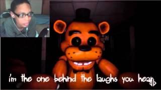 Mr.Fazbear - Five Nights At Freddy