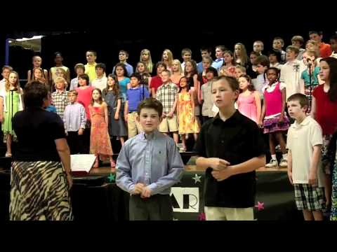 North Landing Elementary School's 4th & 5th grade concert