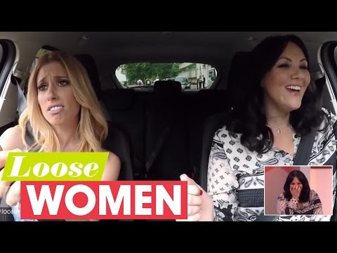 Stacey Solomon And Martine McCutcheon's Carpool Karaoke | Loose Women