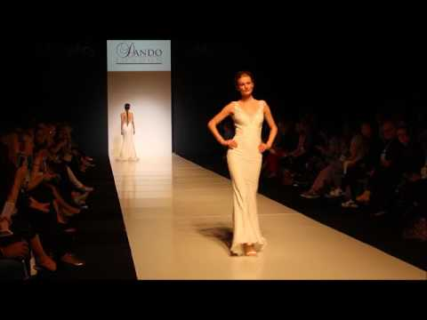 The White Gallery fashion show