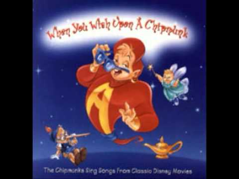 The Chipmunks And The Chipettes When You Wish Upon A Star YouTube