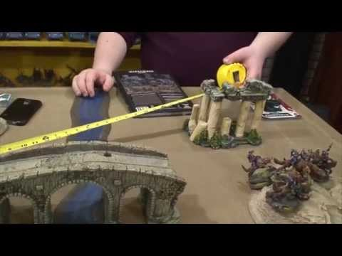 TBMC - HD Video Batrep - 1500 Space Wolves vs White Scars
