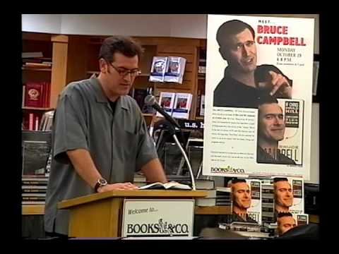 An Evening With Bruce Campbell