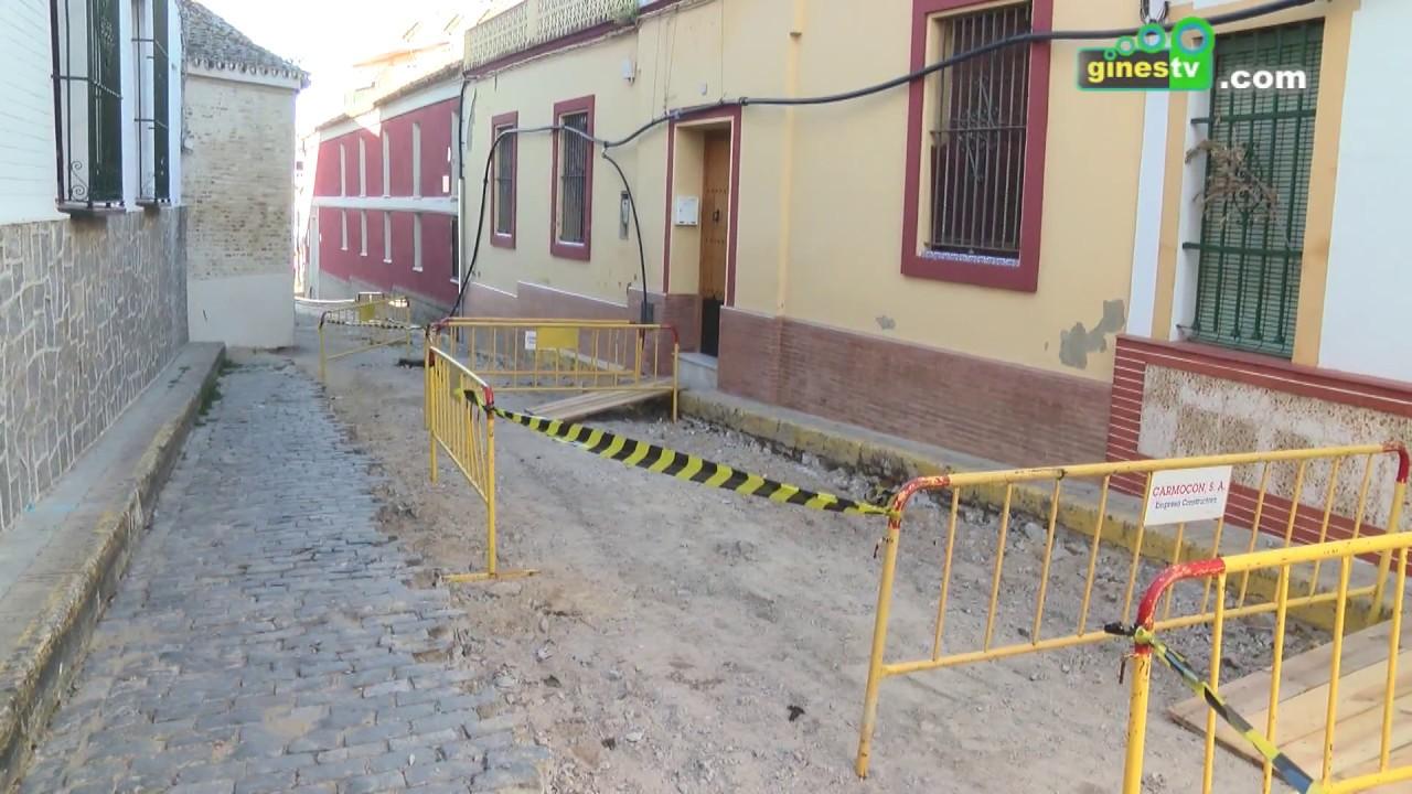 Comienzan las obras de renovación y remodelación de la céntrica calle Conde de Ofalia