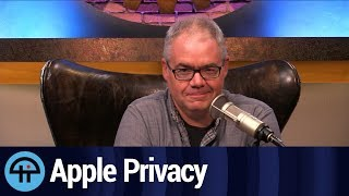 Apple's New Privacy Site