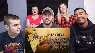 12 Great Inventions We Should Thank India For | REACTION!