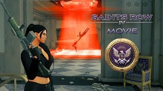 Saints Row 4 Movie: How Babe Became Alien Empress (Full Story)