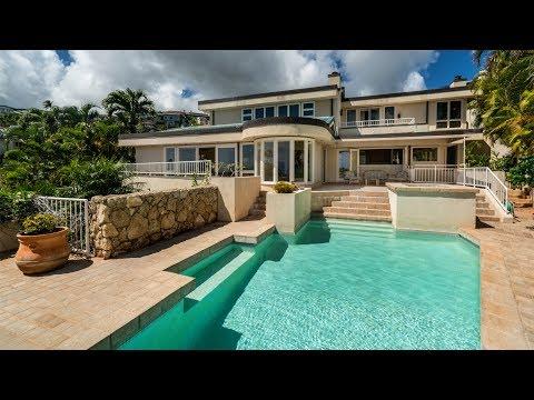 Hawaii Loa Ridge Luxury Home | 644 Kahiau Loop, Honolulu, Hawaii 96821
