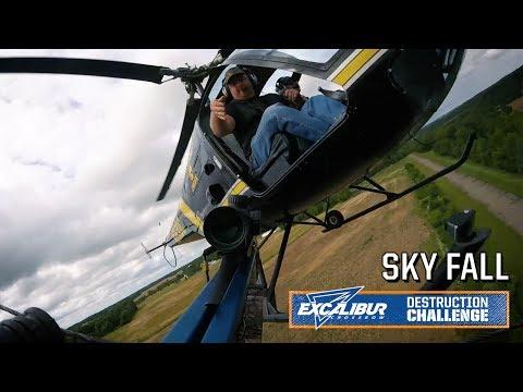Destruction Challenge 2.0 - Sky Fall