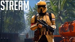 Star Wars Battlefront Rogue One Scarif DLC Stream!