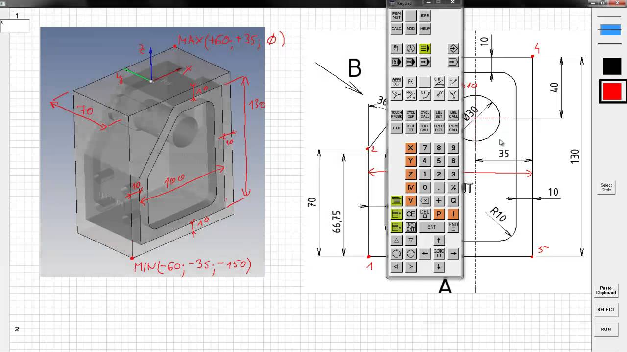 Wiring Diagram Bridgeport Itnc 530 Itnc530 Heidenhain Multiaxis Megmunkls Plda Plane Spatial Funkci