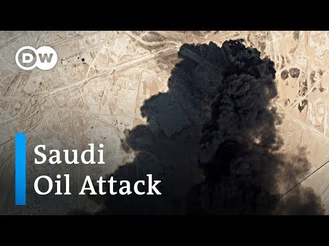US blames Iran for Saudi oil attack despite Iranian denials | DW News