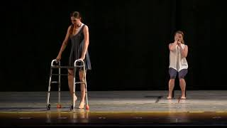 Contemporary Ballet Performance at Philadelphia Dance Day 2018