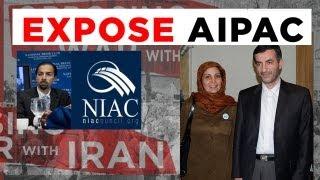 iranian regime runs anti aipac crusade