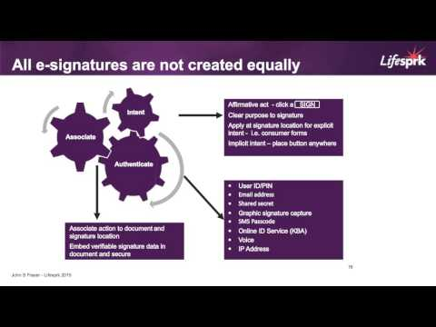 Streamlining Healthcare Processes with E-Signatures
