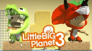 LittleBIGPlanet 3 - Fortnite Season Costumes Giveaway / Actualization 6.6 [LBP_FEDE]