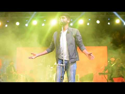 Banjaara Full Video Song | Ek Villain |live By Mohammed Irfan |vivacity2k17 |lnmiit Jaipur