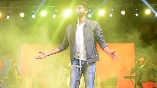 Banjaara Full Video Song | Ek Villain |live By Mohammed Irfan |vivacity2k17 |lnmiit Jaipur