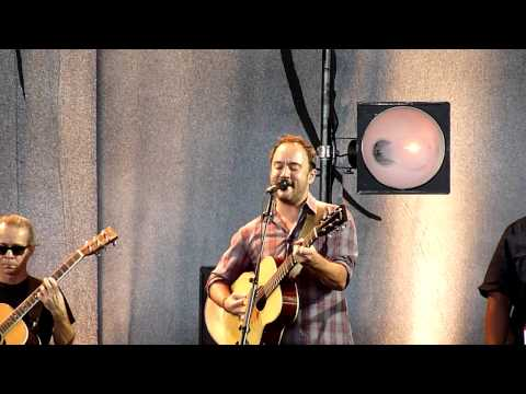 Dave Matthews Band--Old Dirt Hill (acoustic) Bristow, VA 7/26/2014