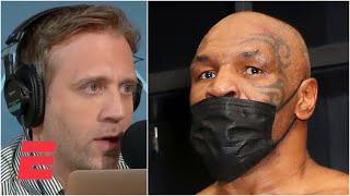 Max breaks down Mike Tyson vs. Roy Jones Jr. and talks Tyson's future   The Max Kellerman Show