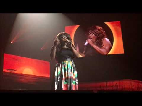 Musicals in concert 2015 - Berget Lewis - The Lion King - Shadowland