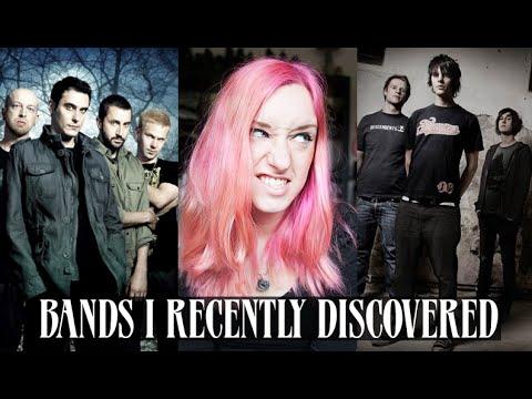 BANDS I RECENTLY DISCOVERED | Rocknroller