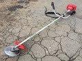 ホンダ  4サイクル OHV 31cc ハイパワー 草刈機 刈丸 UMK431 使ってみました